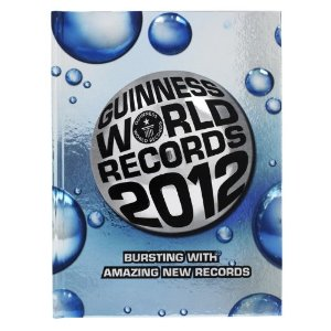 Guinness Book of World Records 2012
